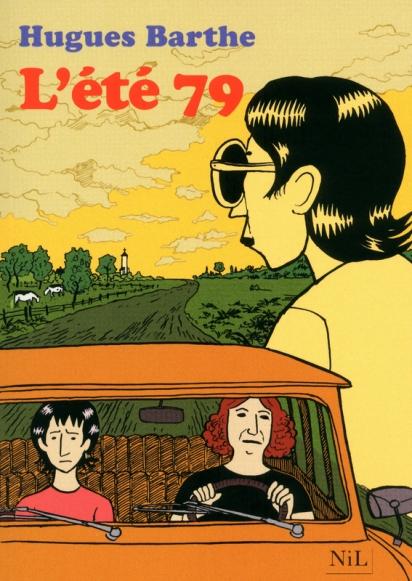 Hugues Barthe - Nil - L'été 79
