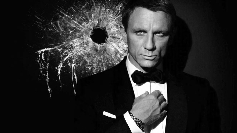 James Bond - 007 Spectre - Daniel Craig