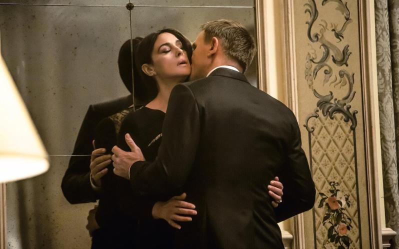 James Bond - 007 Spectre - Monica Bellucci