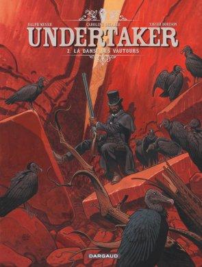 Undertaker - 2 - Dorison - Meyer - Couverture