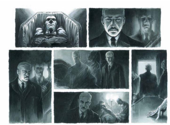 Holmes - 1854-1891 - Brunschwig - Cecil - mort de Sherlock Holmes