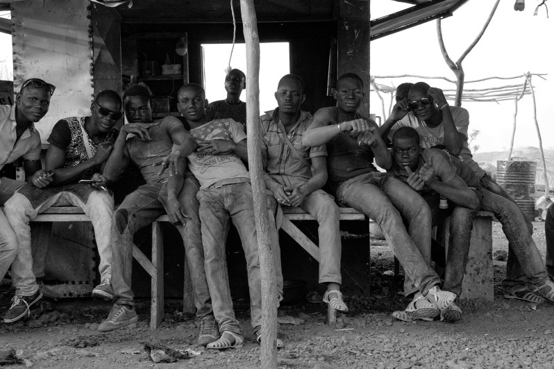 Olivier Gilgean - Moi enfant au Burkina (7)