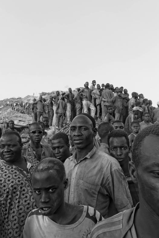 Olivier Gilgean - Moi enfant au Burkina (8)