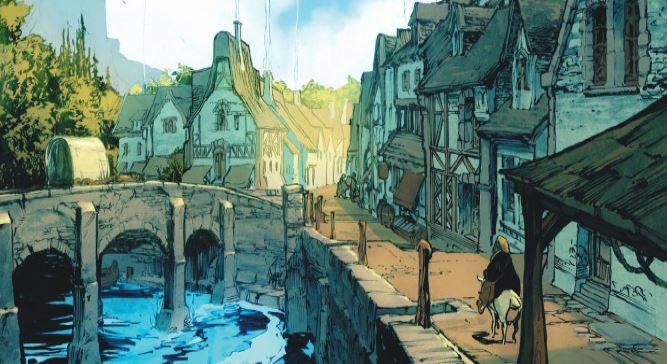 Sortilèges - Dufaux - Munuera - Livre 4 - Entremonde