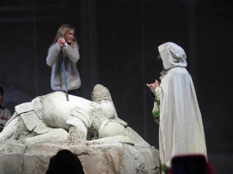 La legende du roi arthur - comedie musicale - palais 12 - Bruxelles (6)