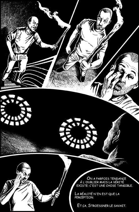 Larry Castillo - DeadMeatComix - Fisheye
