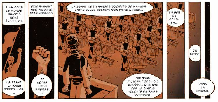 Le grand A - Xavier Betaucourt - Jean-luc Loyer - négatif