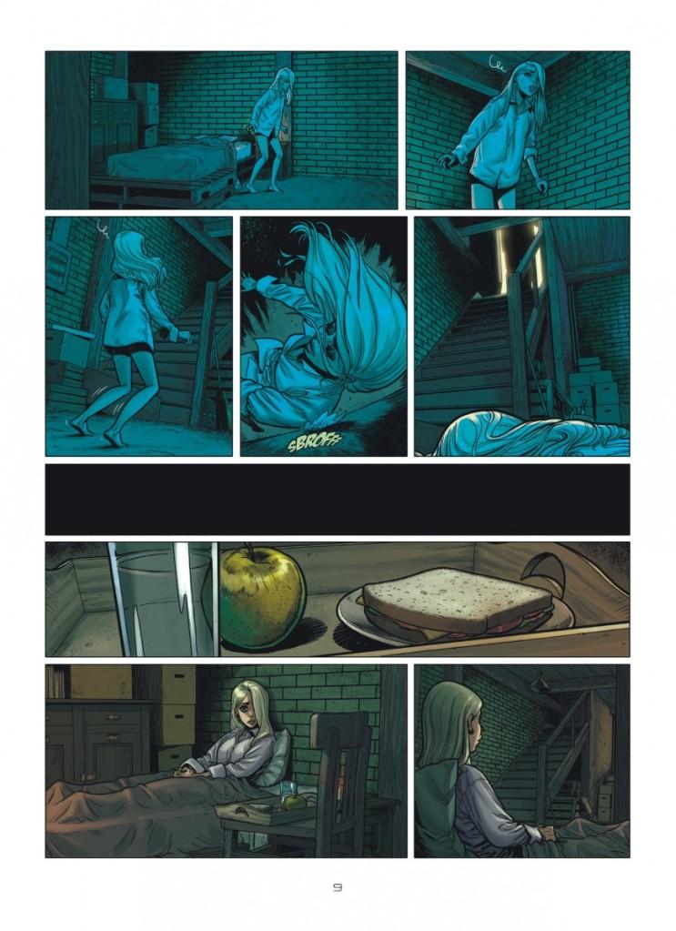 Mathieu Reynes - Harmony - Tome 1 - Page 9