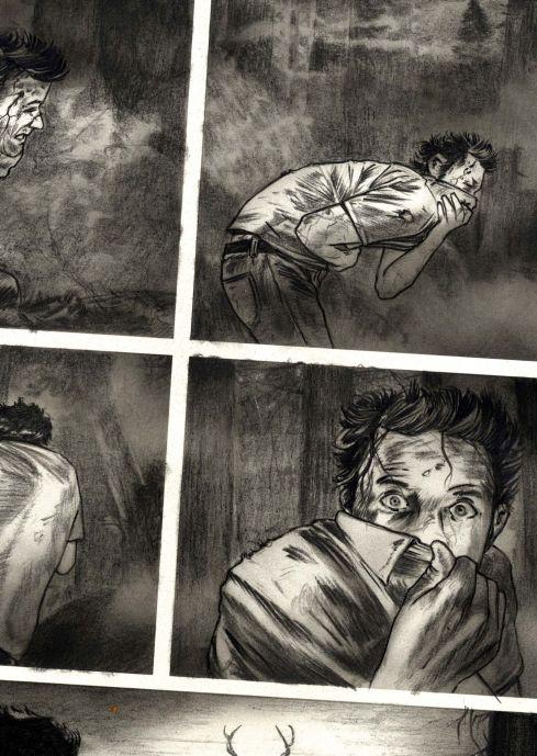 Romain Renard - Melvile - peur