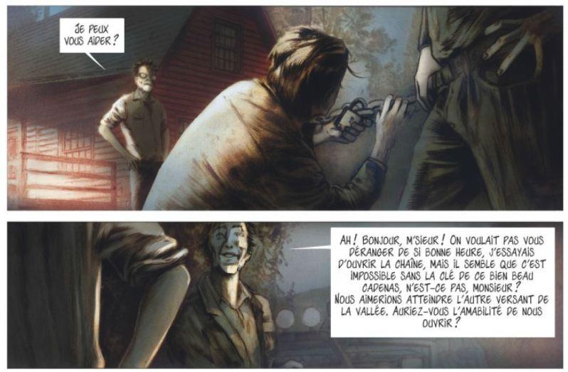 Romain Renard - Melville - T.2 Saul Miller - Braconniers