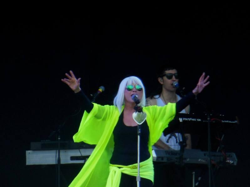 Tw Classic 2013 - live Werchter - Blondie (2)