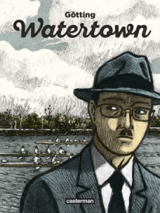 Watertown - Gotting - Casterman - Couverture
