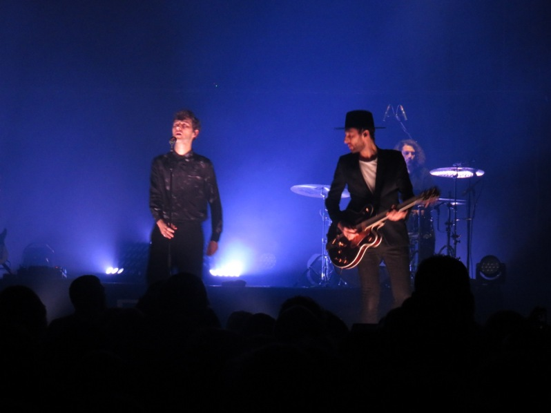 AaRon - Concert - We cut the night - Ancienne Belgique Bruxelles (3)
