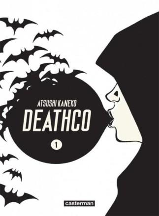 Atsushi Kaneko - Deathco - Casterman - Couverture