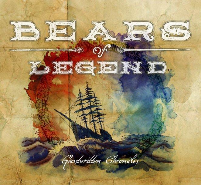 Bears of legend - Ghostwritter Chronicles - pochette