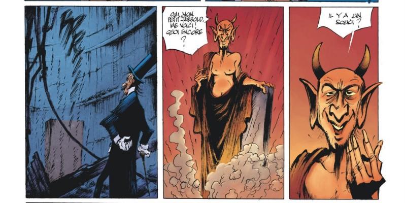 Benn - Le Magicien de Whitechapel - Tome 3 - Planche (14)