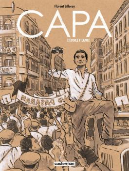 Florent Silloray - Capa - Couverture