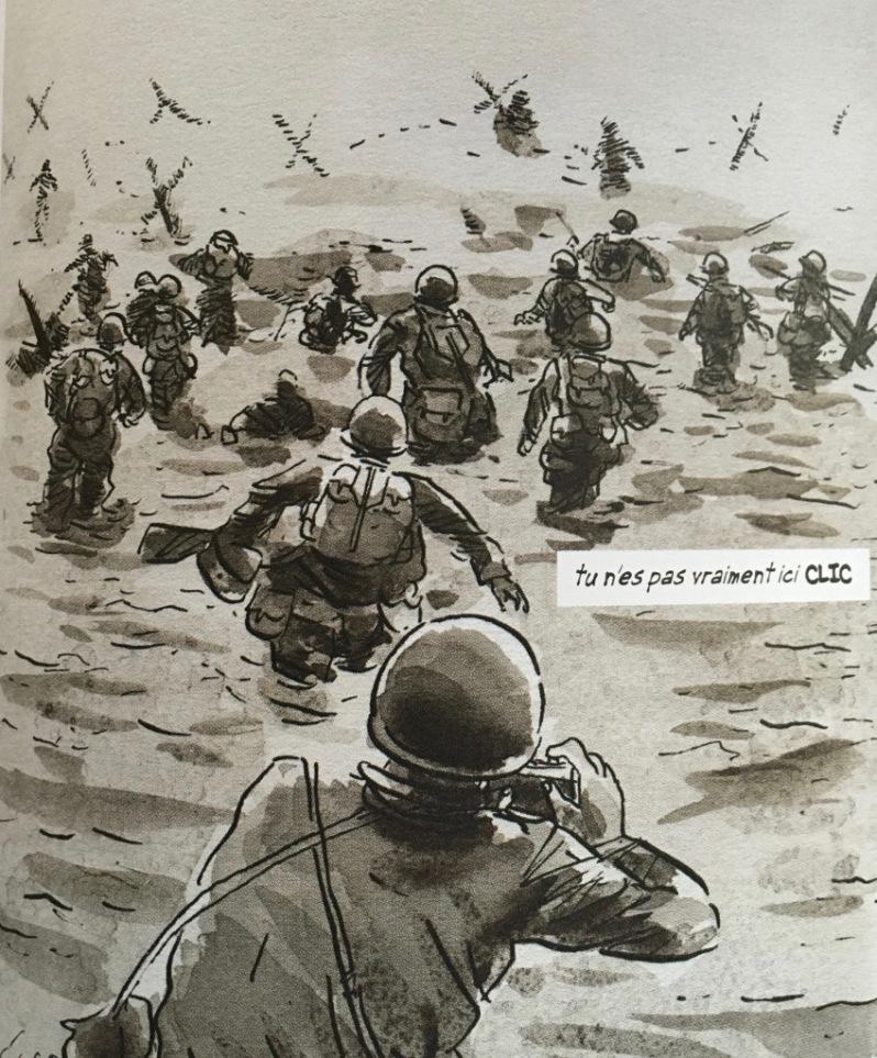 Florent Silloray - Capa - Debarquement Omaha Beach