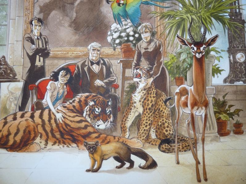 Frank Pe - zoo-illustration inedite