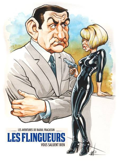 Raoul Fracassin - Tome 1 - Chanoinat - Loirat - Mireille Darc