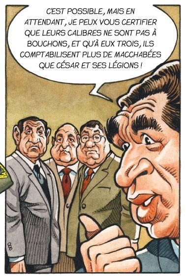 Raoul Fracassin - Tome 1 - Chanoinat - Loirat - tontons flingueurs