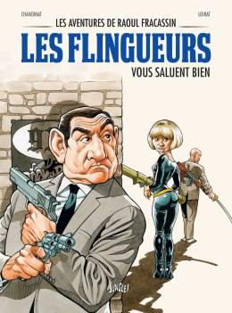 Raoul Fracassin - Tome 2 - Chanoinat - Loirat - Couverture
