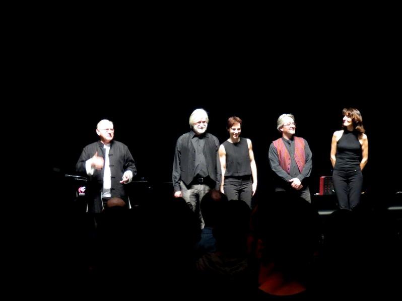 William Sheller - Quatuor Stevens - Concert Cirque Royal (5)
