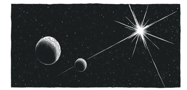 Le mystère du monde quantique - Damour - Burniat - Univers
