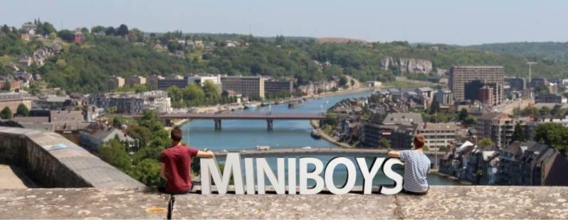 Les miniboys - citadelle Namur