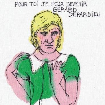 Mauvais - Pour toi je peux devenir Gérard Depardieu