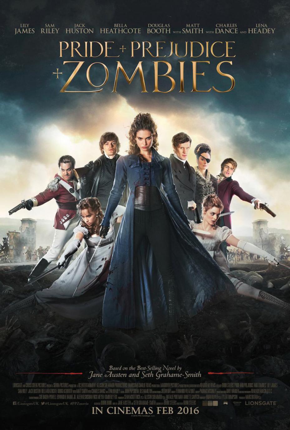 Orgueil et Préjugés... Et Zombies