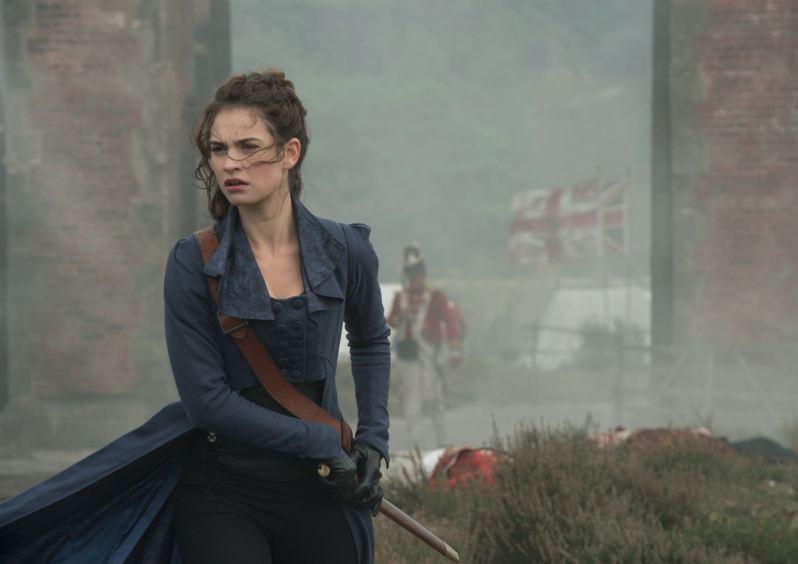 Orgueil et préjugés et zombies - Lily James