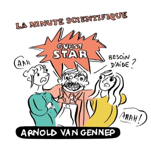Pauline Aubry - Les mutants - Arnold Van Gennep