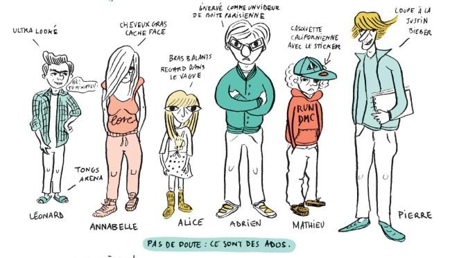Pauline Aubry - Les mutants - presentation