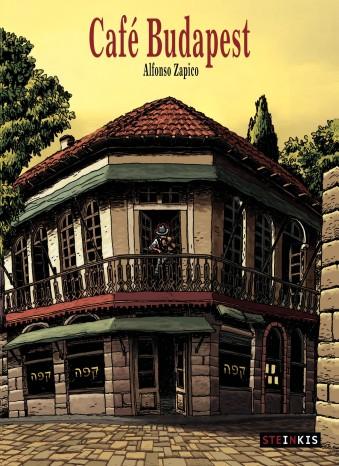 Cafe Budapest - Zapico - Couverture