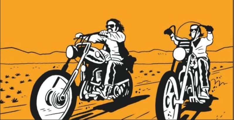 La petite bedetheque des savoirs - Nouvel Hollywood - Thoret - Brüno - Easy Rider