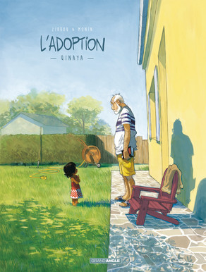 L'adoption - Qinaya - Zidrou - Monin - Couverture