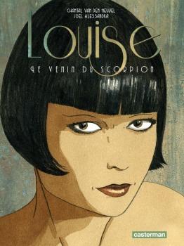 Louise - Le venin du serpent - Van Den Heuvel - Alessandra - Couverture