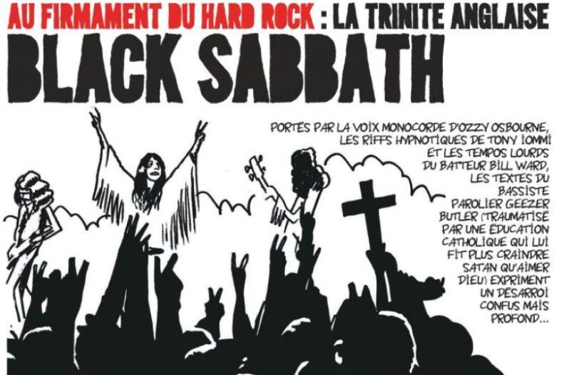 Petite Bedetheque des savoirs - De Pierpont - Bourhis - Black Sabbath