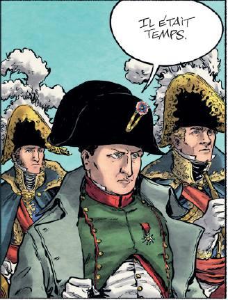 Berezina - Tome 1 - Rambaud - Richaud - Gil - Napoleon