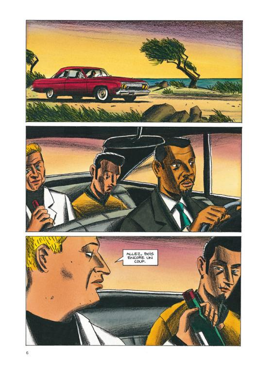 Blackdog - Loustal - Gotting - page 6