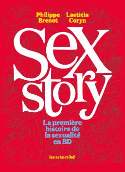 Brenot - Coryn - Sex Story - couverture