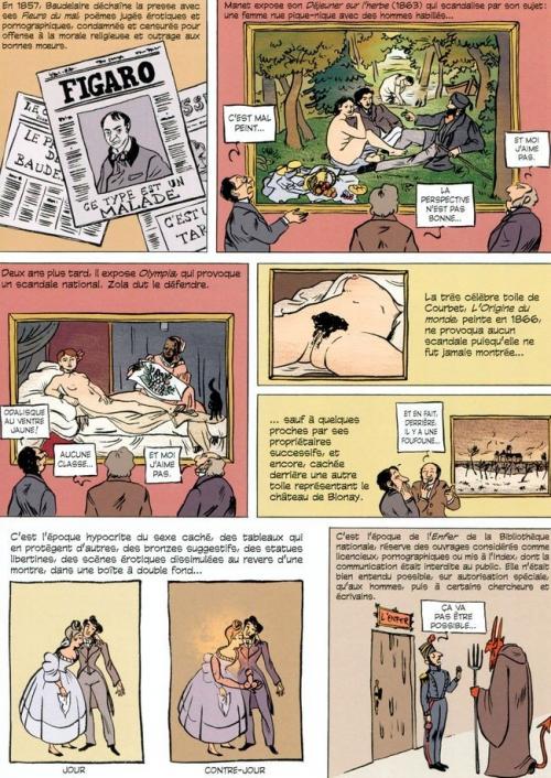 Brenot - Coryn - Sex Story - peinture 2