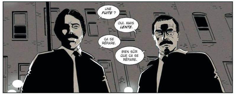 Homicide - Tome 1 - Simon - Squarzoni - cynisme