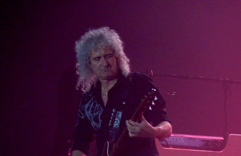 Queen + Adam Lambert @palais12 (5)