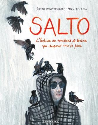 Salto - Vanistendael - Bellido - Couverture