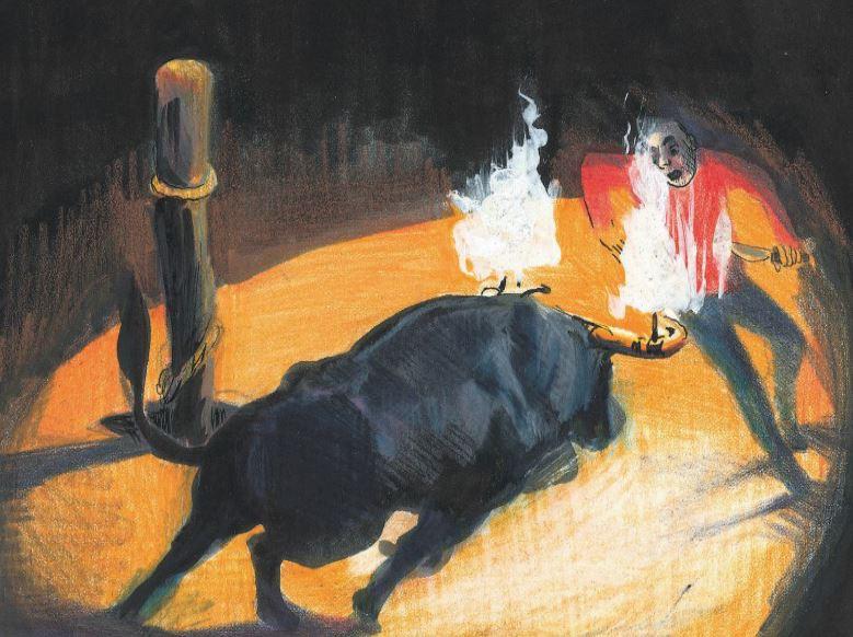 Salto - Vanistendael - Bellido - Prendre le taureau par les cornes
