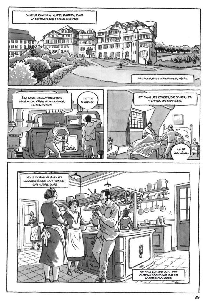 Cartier-Bresson Allemagne 1945 - Morvan - Trefouel - Savoia - P.39