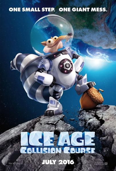 Chronique - L'age de glace - Les lois de l'univers
