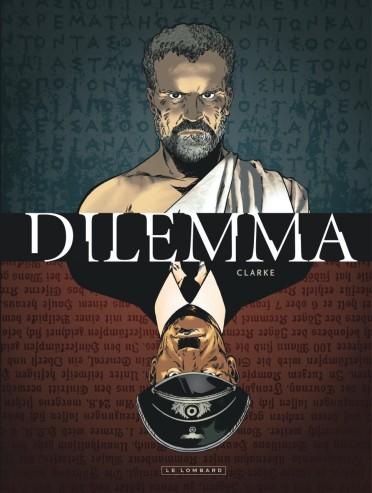Clarke - Dilemma - couverture Grec-Nazi